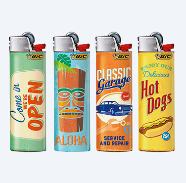 BIC® MAXI ΑΝΑΠΤΗΡΕΣ FIFTIES